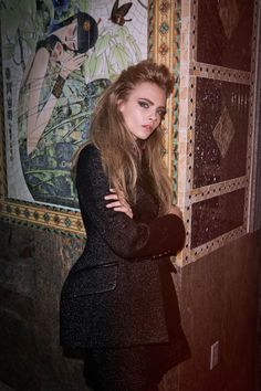 Cara Delevingne - Rock Chic Crush | Miss Ivy