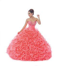 TT New York- Quienceañera Gown