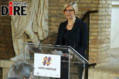 Roberta Pinotti. ministro della Difesa