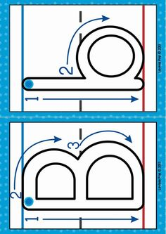 FREE Back to School Alphabet Phonics Letter of the Week B FREE Phonics Letter of the week B. Alphabet flash cards or play dough mats with correct letter formation. Preschool Writing, Preschool Literacy, Preschool Letters, Homeschool Kindergarten, Preschool Worksheets, Kindergarten Graduation, Toddler Preschool, Alphabet Phonics, Alphabet Writing