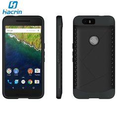 For Huawei Nexus 6P Hard Case TPU + PC Matte Frosted Shield Armor Hard Case Back Cover For Huawei Nexus 6P Smartphone