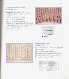 Nicky Epstein's Knitted Embellishments - Laura C - Picasa Webalbums