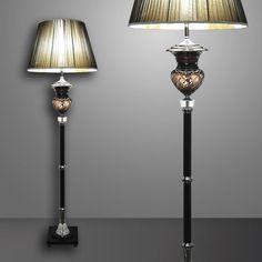 Stehlampe / Stil / aus Kristall VENUS - MRS8016 Lumiven
