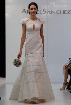 Discount Wedding Dresses, Cheap Designer Wedding Dress For Sale - Bridesmaid Dresses - Party Dresses - Prom Dresses Celebrity Wedding Dresses, Wedding Dresses Photos, Cheap Wedding Dress, Wedding Dress Styles, Celebrity Weddings, Wedding Gowns, Angel Sanchez, Fancy Dress Up, Mermaid Dresses