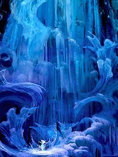 Disney Animators | lotsofdisney: Lisa Keene concept art for Frozen,...