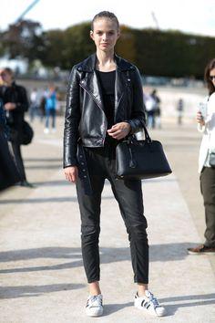 Models at Paris Spring 2016