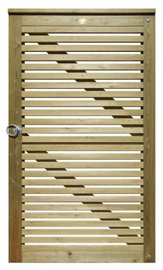 Left Hand Canterbury Combi Gate From Jacksons Fences