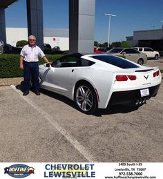 https://flic.kr/p/FEjtws | Huffines Chevrolet Lewisville Customer Review | Huffines Chewvrolet with Henry Boyd has been great to work with in the purchase of this Corvette a one in a lifetime car.  Tom Hardt  Tom, deliverymaxx.com/DealerReviews.aspx?DealerCode=UBM1&R...
