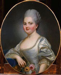 1773. Marie-Clotilde-Xavière de France. Soeur de Louis XVI - Reine de Sardaigne