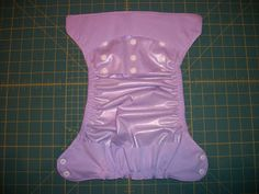 Simple Diaper-Sewing Tutorials: Flip-Style and Elemental-Style Diaper