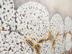 Large Canvas Art, Large Wall Art, World Map Painting, Original Artwork, Original Paintings, Flower Painting Canvas, Texture Painting, Beautiful Paintings, Wall Design