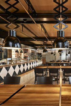 Neu eröffnet - Restaurant-Boucherie August, Zürich - SI Style