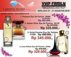 Parfum Wanita Oriflame