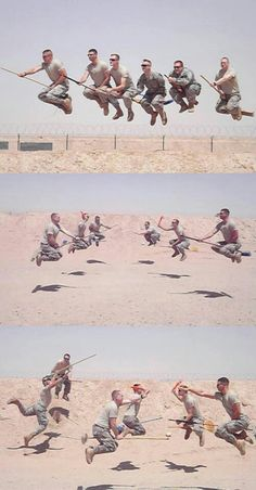 Quidditch is the official sport of the United States Military.