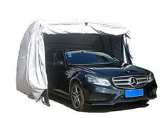 Ikuby 100% Waterproof Portable Carport Lockable Shelter >  Foldable Carport is a special car garage to park your beloved car. It's also known as mobile car garage shelter, foldable all weather durable car tent and collapsible outdoor car cover tent ... Check more at http://farmgardensuperstore.com/product/ikuby-100-waterproof-portable-carport-lockable-shelter/