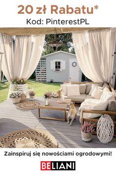 Lounge Set zertifiziertes Holz braun TIMOR - Best My Lounge deas Outdoor Living Rooms, Outdoor Spaces, Outdoor Decor, Outdoor Patios, Outdoor Kitchens, Living Spaces, Backyard Patio Designs, Pergola Patio, Patio Ideas
