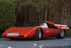 Pininfarina Fiat Abarth 2000 Scorpio Concept, 1969