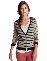 ESPRIT H23813 Damen Langarmshirt