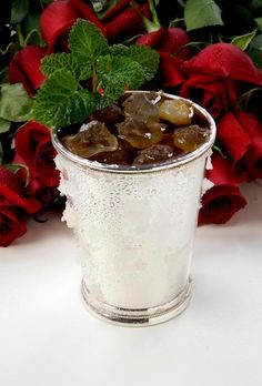 The 137th Kentucky Derby, and its drink of choice. #MintJulep