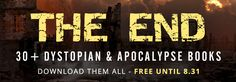 I'm in my first indie author group promo! It's called The End, and it's a collection of more than 30 dystopian and post-apocalyptic stories, including my novelette, The Mother Earth Insurgency. Check it out!  https://books.bookfunnel.com/the-end-dystopia  #free #ebooks #dystopia #postapocalyptic #scifi #sciencefiction #indie #publishing #downloads #novels #novellas #novelettes