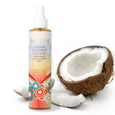 Indian Coconut Nectar By Pacifica Perfumed Hair & Body Mist Women's Body Spray - 6 Fl Oz : Target Pacifica Perfume, Pacifica Beauty, Vanilla Body Spray, Coconut Hair, Body Mist, Cute Beauty, Alcohol Free, Face And Body, Mists