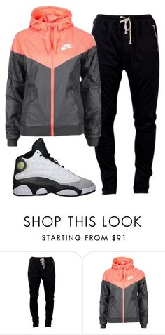 """""""Random #35"""" by shairyngibbs101 ❤ liked on Polyvore featuring DRKSHDW, NIKE and Retrò"""