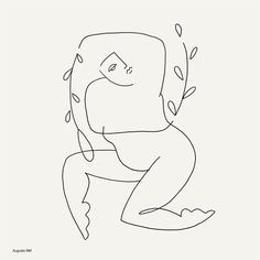 Abstract Line Art, Abstract Drawings, Simple Line Drawings, Easy Drawings, Scribble Art, Positive Art, Different Art Styles, Body Drawing, Art Portfolio