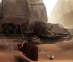 Fan Art From The Force Awakens!