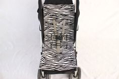 Stroller Liner Pram Liner Buggy Liner Pushchair Liner Insert pad cover Padded Adjustable Machine Washable by Tracey Lipman