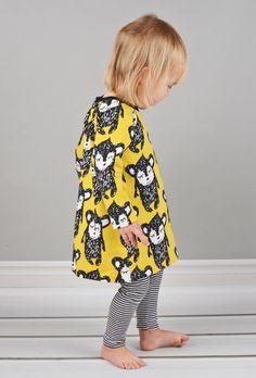 Basic A-line dress pattern
