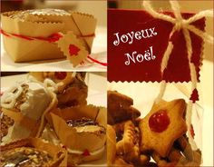 Packaging, christmas, cake, cannella, zenzero, Christmas tree, enjoy, happiness
