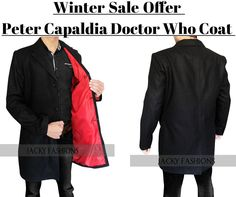 Winter Sale Discounted Price For Sale Peter Capaldi Doctor Who Coat Wool Fabric at For Sale At Online Store Ebay.com !!!    #PeterCapaldi #DoctorWho #Coat #WoolFabric #fashion #amazing #model #moda #lifestyle #memes #menswear #mensfashion #stylish #clothing #outfit #onlineshopping #sale #dramaseries #winter #wintersale #winterfashion #collection #holiday #gifs #gifts