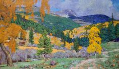 Theodore Van Soelen: Fall in New Mexico