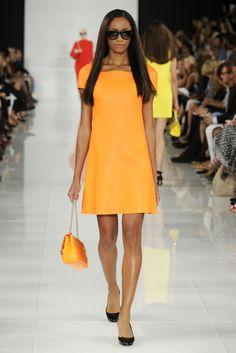 Ralph Lauren RTW Spring 2014 - Slideshow - Runway, Fashion Week, Reviews and Slideshows - WWD.com
