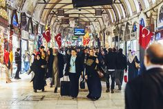 Istanbulin basaarit | La Vida Loca 2.0 Matkablogi | www.sarrrri.com