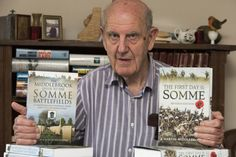 Some great publicity for Martin Middlebrook and his new releases: 'The Middlebrook Guide to the Somme' and 'First Day on the Somme', both available from Pen and Sword Books.  Read the article from Suffolk Free Press here  http://www.suffolkfreepress.co.uk/news/latest-news/the-great-war-story-that-so-fascinated-a-military-historian-1-7434956