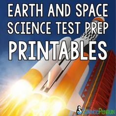 Quick test prep review opportunities with science worksheets, so you can get back to the super fun stuff! These were designed with 5th Grade Science STAAR test prep in mind, but can be used year-round as review in other grades, too!