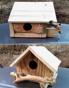 Bug Hotel, Insect Hotel, Wood Projects, Woodworking Projects, Bird Tables, Palette, Yard Art, Bird Houses, Bird Feeders
