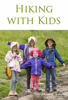 Hiking With Kids, Travel With Kids, Family Travel, Happy Mom, Happy Kids, Fun Activities For Kids, Outdoor Activities, Spring Activites, Nature Activities