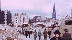Sensationelle Entdeckung! Hamburg 1945 in Farbe