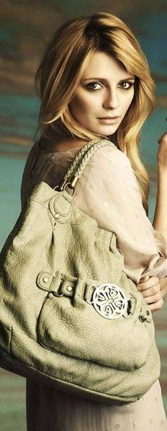 Mischa Barton handbags ♥✤   Keep the Glamour   BeStayBeautiful