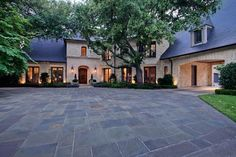 In the heart of Old Preston Hollow, this French Country estate designed by the incomparable Robbie Fusch, creates a fusion of grand elegance with extreme functionality. No detail has been overlooked in this 10,800 sq ft masterpiece built in 2003.  This stunning property features a slate roof, a stone exterior, an electric gate, a circular driveway & manicured landscaping.  With a downstairs master suite in one wing and a guest suite in another, privacy can be maintained while ...