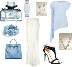 """""""Romantic summer night"""" by tanherb on Polyvore"""