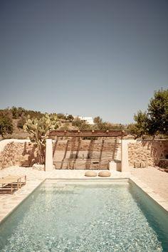 Un petit plongeon ? #piscine #jardin #soleil #été #vacances