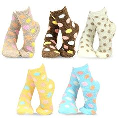 TeeHee Fashionable Cozy Fuzzy Slipper Crew Socks for Wome... https://www.amazon.com/dp/B018OQ12Z8/ref=cm_sw_r_pi_dp_x_cfqizbHCGDPRB