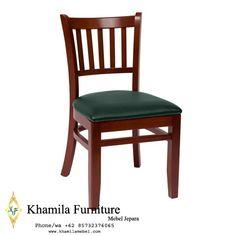 Kursi Restoran Dudukan Kulit Cafe Furniture, Dining Chairs, Home Decor, Dining Chair, Interior Design, Home Interior Design, Dining Table Chairs, Home Decoration, Decoration Home