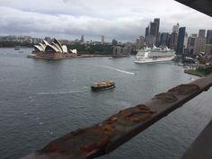 Desde Harbour Bridge. Febrero 2017