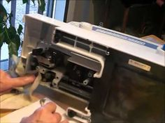 How to Clean ***and Service*** your Sewing Machine This video is more in depth than most...