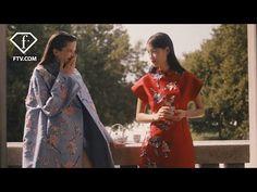 Chinese Lantern by HUI, Spring/Summer 2021, Milan Fashion Week | FashionTV | FTV - YouTube Chinese Lanterns, Milan Fashion, Presents, Spring Summer, Sari, Youtube, Style, Fashion Styles, Creative Ideas