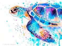 idéal pour correspondre à tortues de mer housses de coussin. Tortues De Mer Designs abat-jour